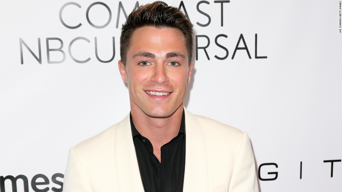 Actor Colton Haynes Attends The March Of Dimes Celebration Of Babies At The Beverly Wilshire