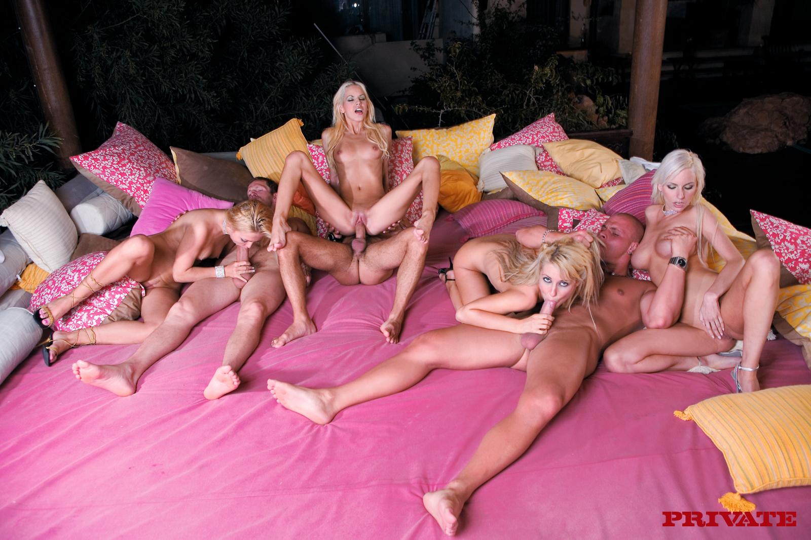 Alexis Jessica Girl Nicky Angel Boroka Balls Ibiza Sex Party Porno Gambar Nomor 2