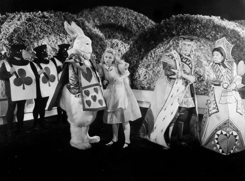 Alice In Wonderland Anniversary Eight Very Different Film 1
