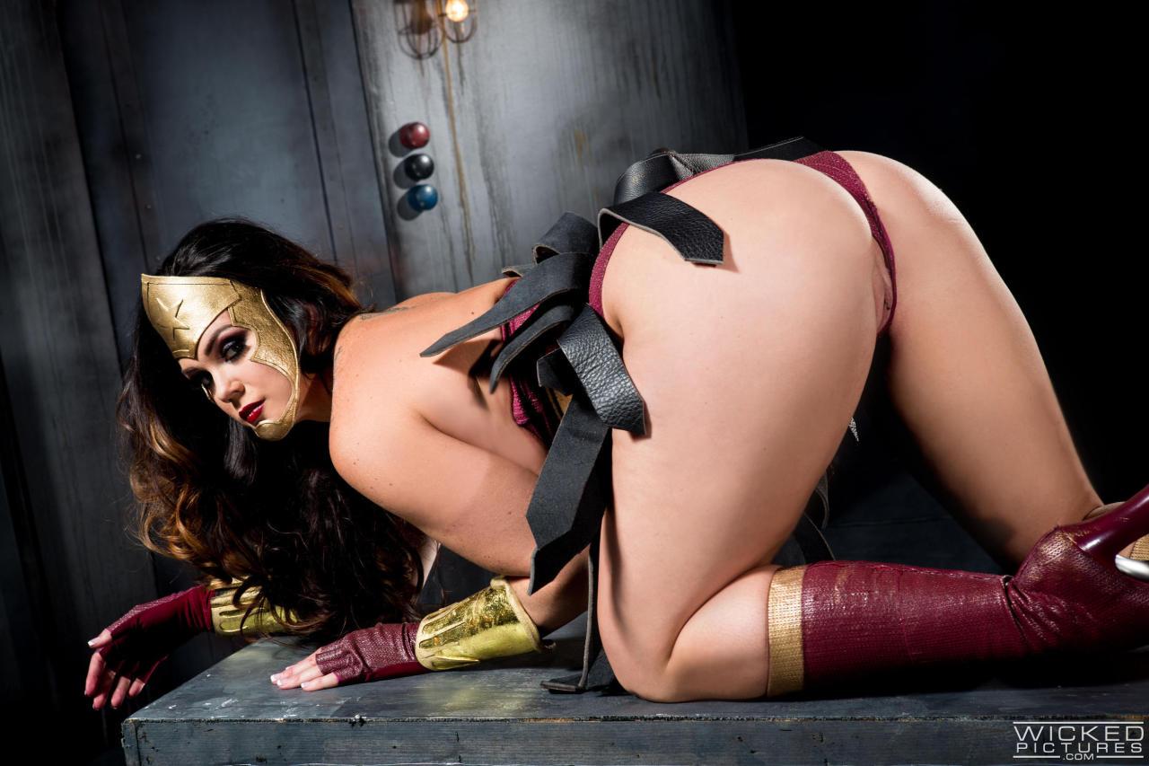 Alison Tyler Batman Xxx