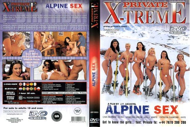 Alpine Sex Private Porn Dvd