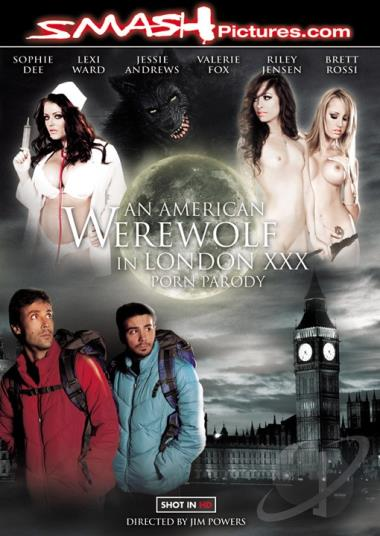 American Werewolf In London Porn Parody Dvd