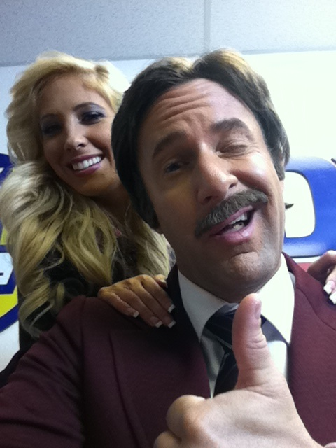 Anchorman Porn Parody In The Works Chris Writes