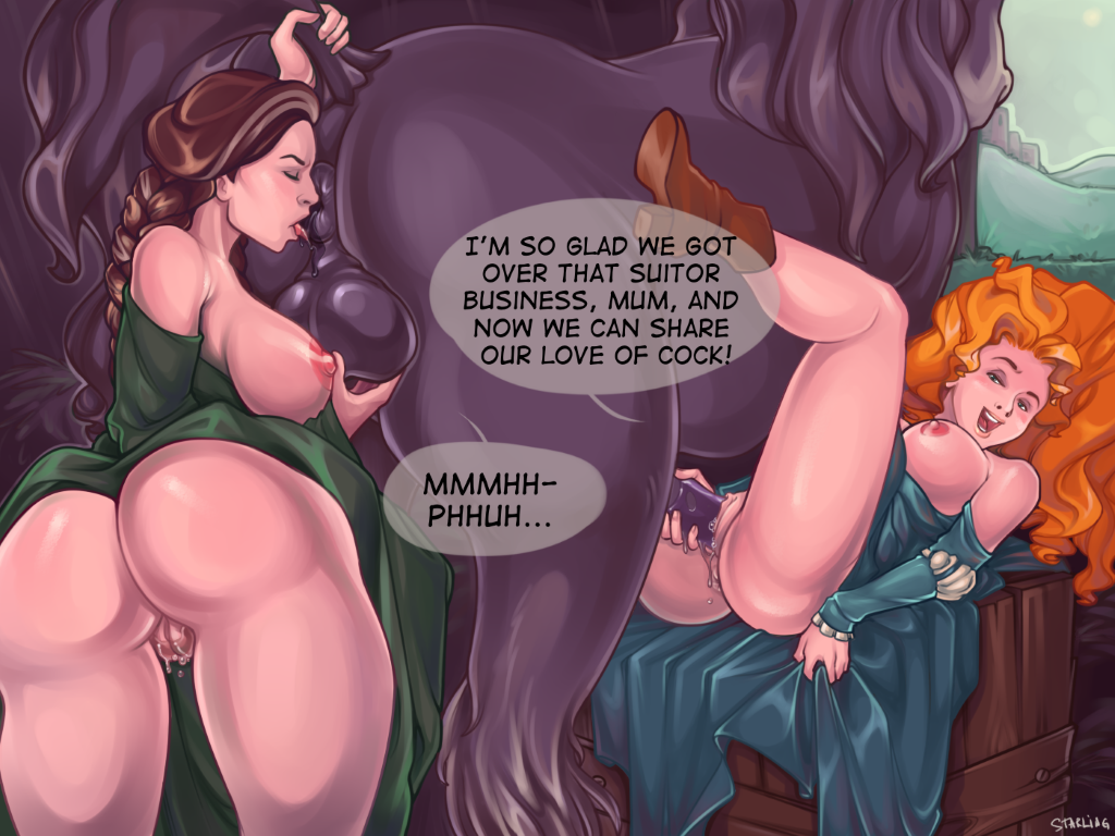 Angus Porn Showing Images For Disney Brave Angus Porn