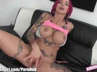 Anna Bell Peaks Squirts Over And Over Pov 5