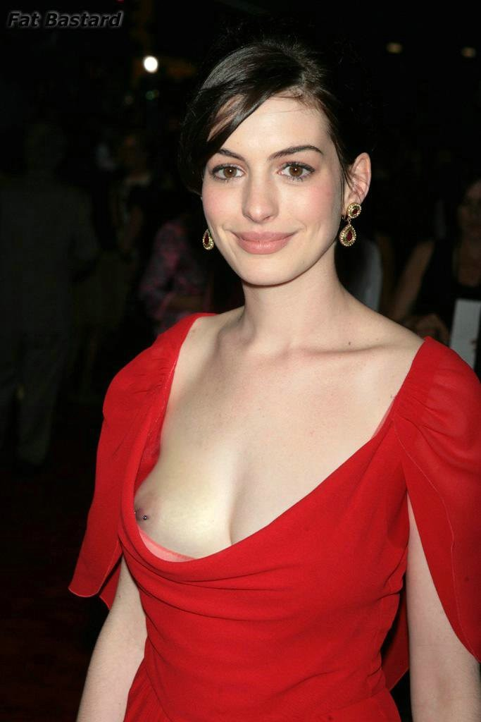 Anne Hathaway Gets Fucked In Fantasy Pics Pichunter
