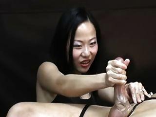 Asian Harsh Handjob Porn Tube Video