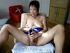 Asian Mature Hot Masturbation In Webcam Asian Mature Milf Webcam 4