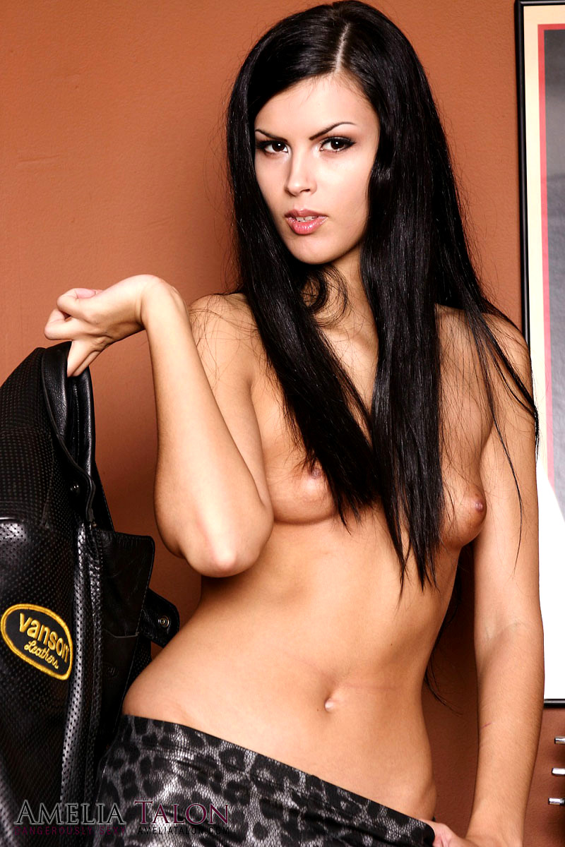 Babesandstars Amelia Talon Poron Brunettes Panty Porn Pics