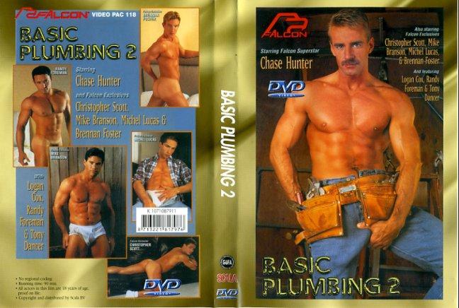 Basic Plumbing Falcon Studio Gay Porn Dvd