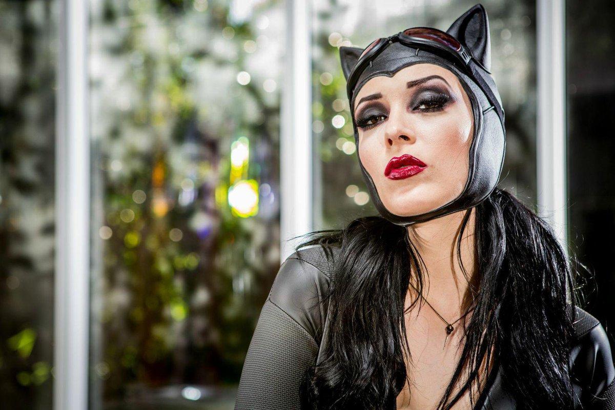 Batgirl Catwoman Xxx