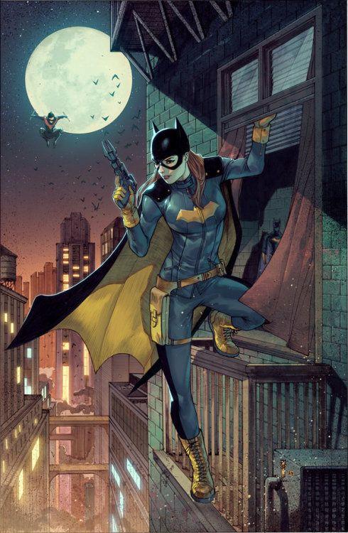 Best Batgirl Pictures Ideas On Pinterest Super Women