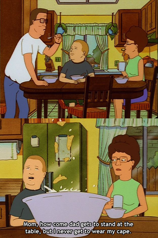 Best King Of The Hill Images On Pinterest Bobby Hill King