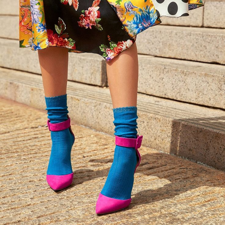 Best Socks And Heels Ideas On Pinterest Shoes And Socks