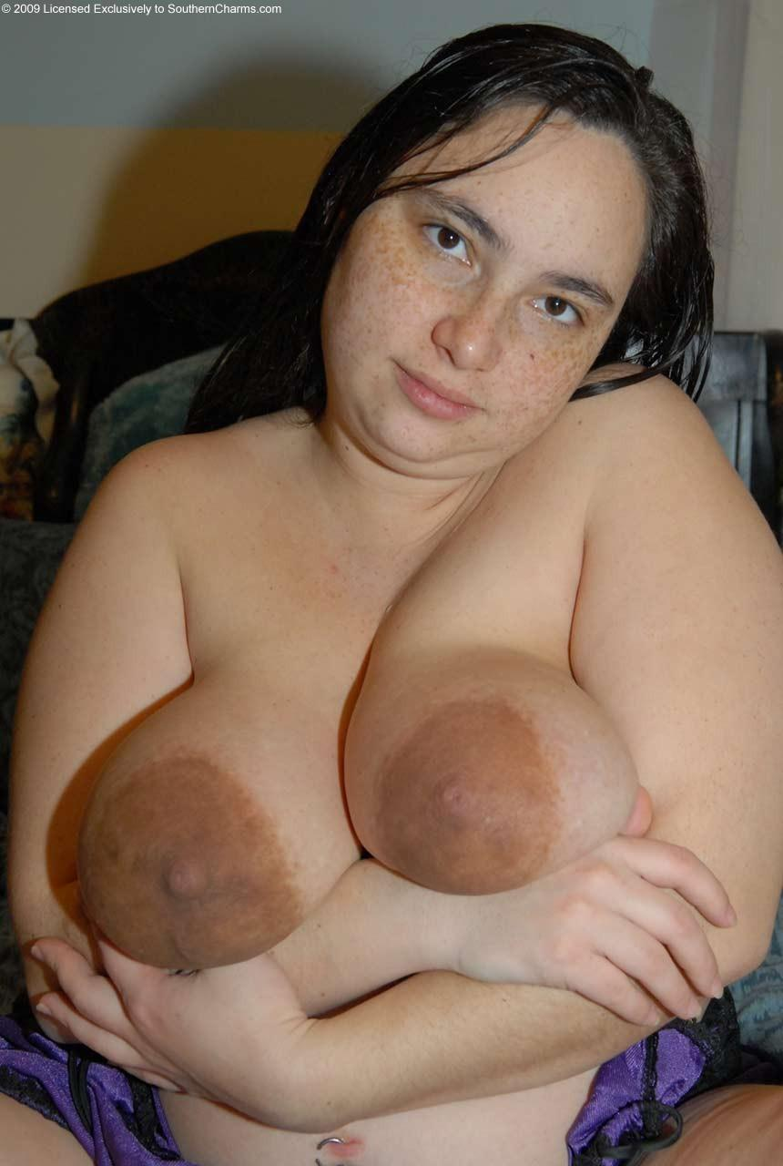 Huge Boobs Areolas