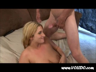 Big Boobs Sister Tricked Into Blowjob 1