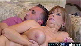 Big Dick Inside Naughty Hot Sluty Mature Lady Darla Crane Movie 1