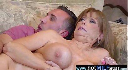 Big Dick Inside Naughty Hot Sluty Mature Lady Darla Crane Movie 2