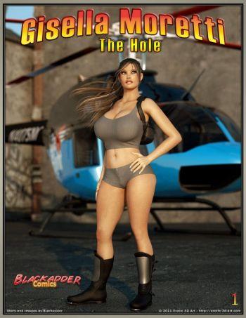 Blackadder The Hole Tomb Raider Xxx