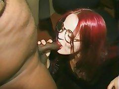 Blowjob Midget Redhead Secretary