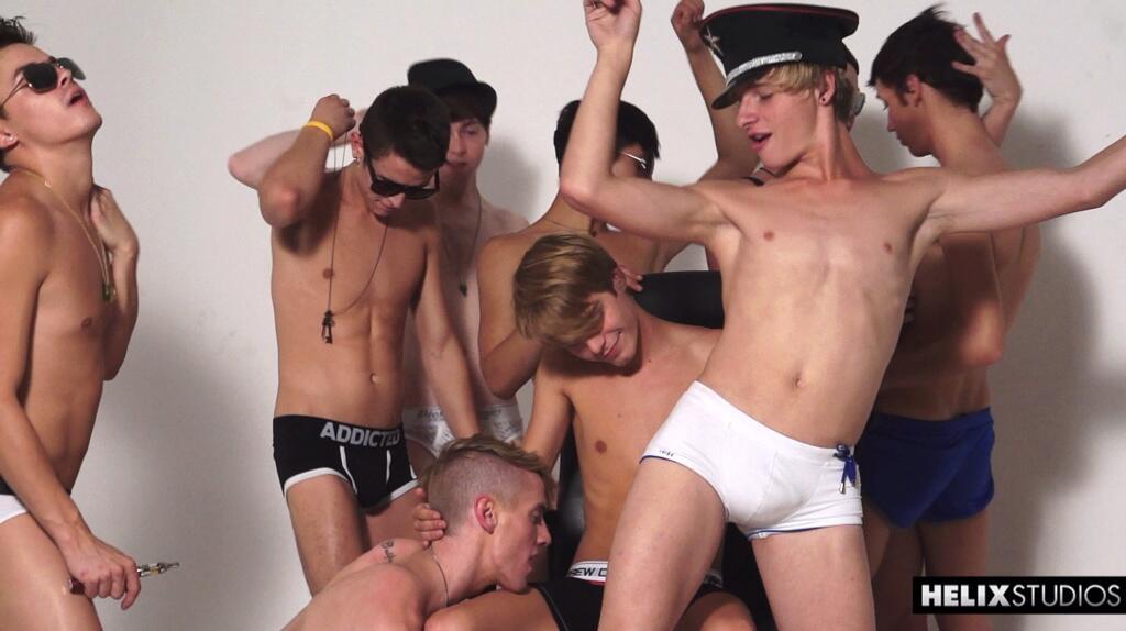 Blurred Lines Gay Porn Parody Twinke Helix Studios Updated Video Restored