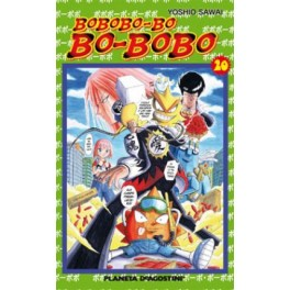 Bobobo Libreria Taj Mahal Comics 1