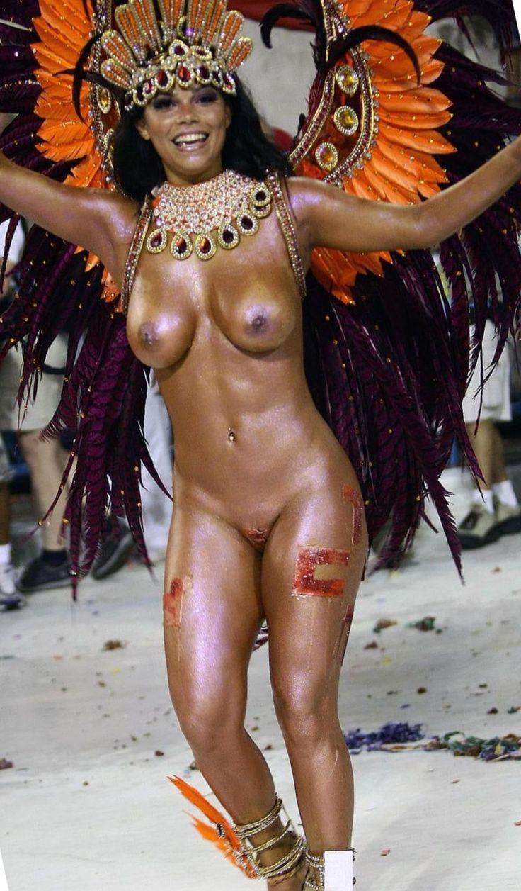 Brazilian Carnival Orgy