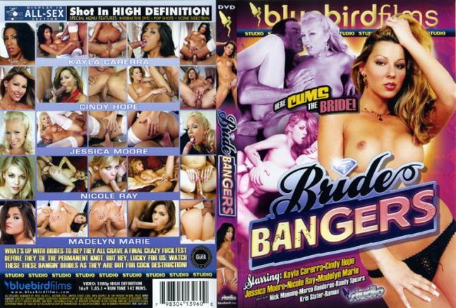Bride Bangers Bluebird Films Porn Dvd