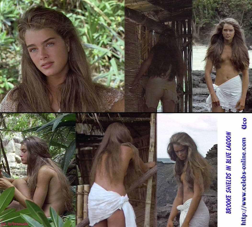 Brooke Shield Porn Smoking Brooke Shields Blue Lagoon Tits Naked Girls Boobs Showing Brooke