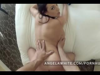 Busty Angela White Pov Fuck 1