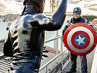 Captain America A Gay Parody Part 3