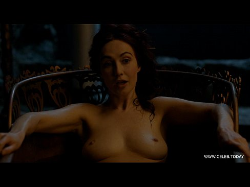 Carice Van Houten Topless Game Of Thrones Season Celeb Today 1