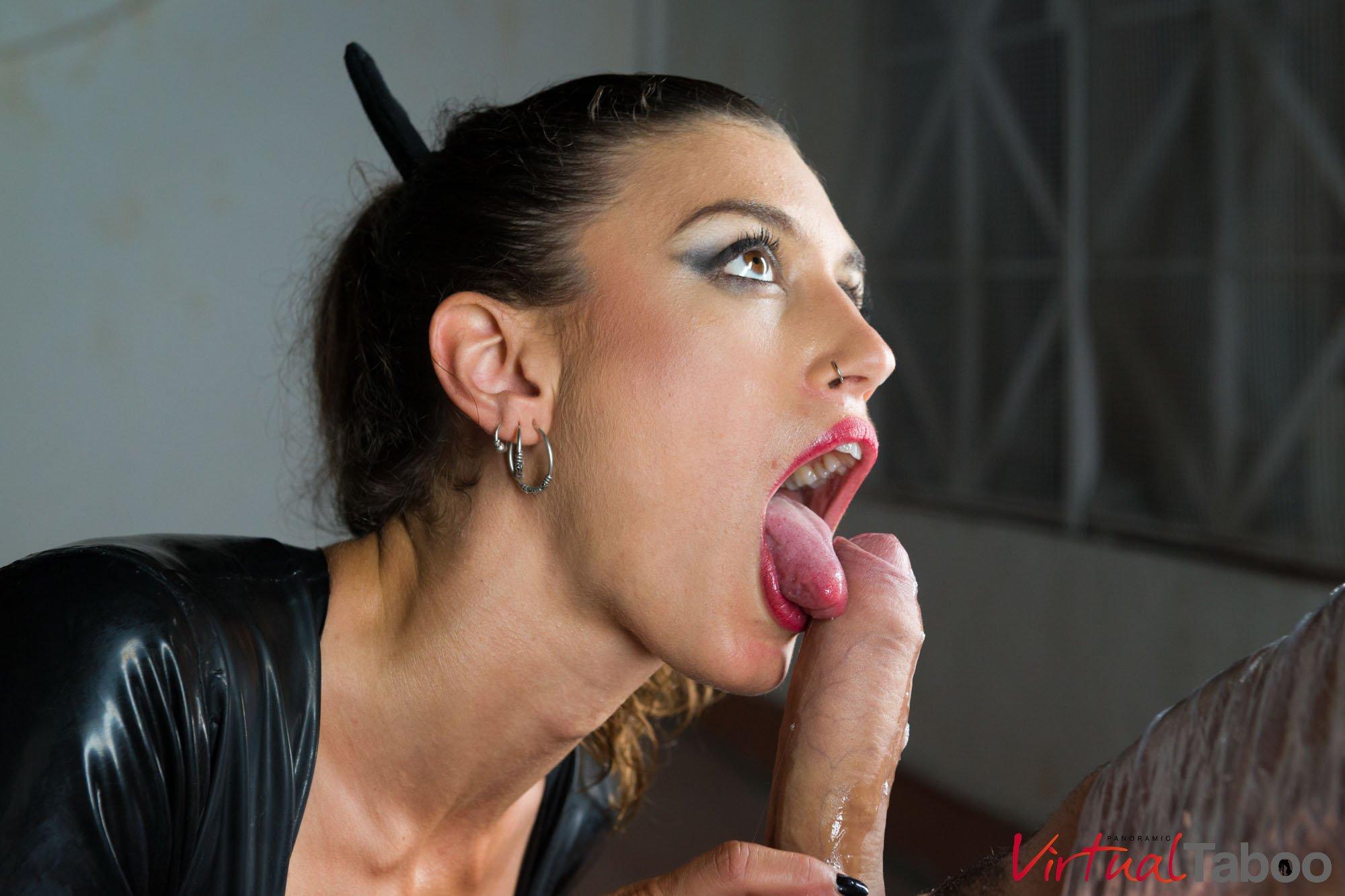 Catex Going Kinky With Julia Roca Virtualtaboo Porn Video Virtual Reality 4