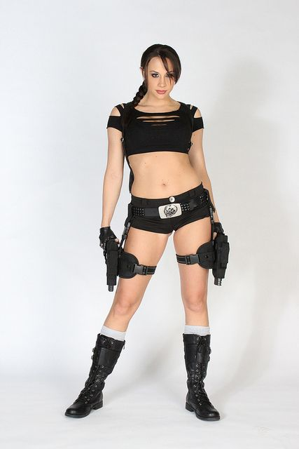 Chanel Preston Tomb Raider Xxx 2