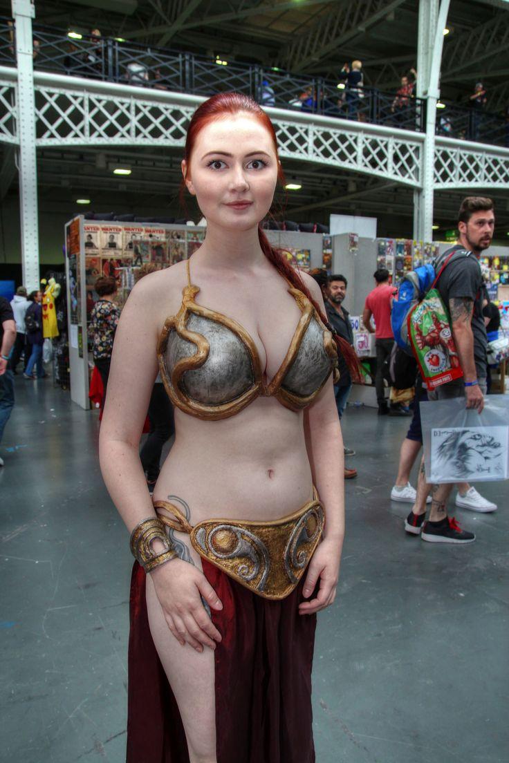 Character Princess Leia Slave Leia Costume From Return Of The Jedi