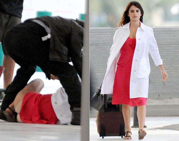 Chrissy Teigen Photos Celebrity Wardrobe Malfunctions Penelope Cruz Wardrobes And Celebrity