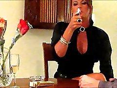 Cigarettes Smoking Party Handjobs Xxx