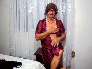Crossdresser Mature Porn Tube New Crossdresser Sex Videos 3