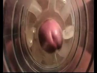 Cumming Inside A Fleshlight Tmb