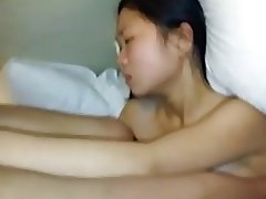 Cute Asian Korean Sex With Creampie Pov