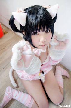Cute Cat Cosplay Porn Cute Cat Cosplay Porn