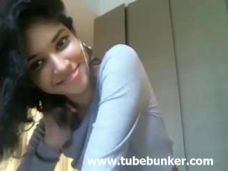 Cute Curly Hair Teen