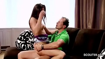 Dad Seduce Old Step Daughter To Fuck When