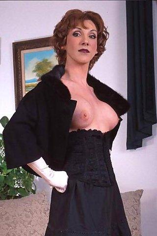 Danielle Chambers Shemale Pornstar Model