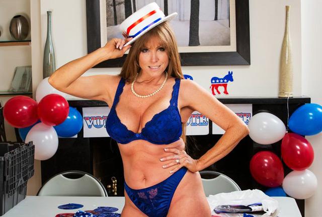Darla Crane Invites You To Vote On Election Day
