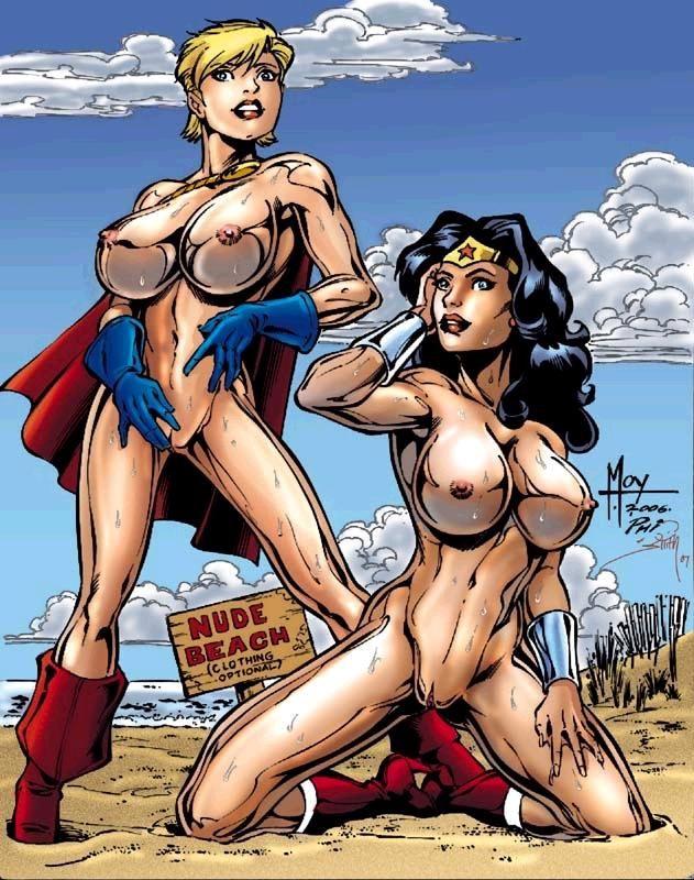 Dc Superwoman Xxx