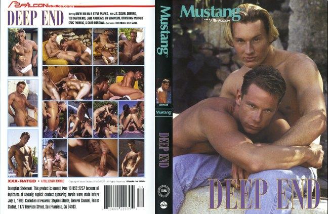 Deep End Falcon Mustang Gay Porn Dvd