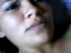 Desi Virgin Girlfriend Painful Defloration