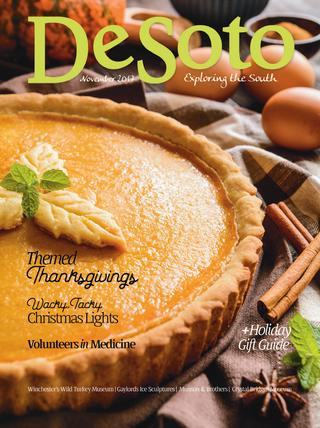 Desoto Magazine February Desoto Magazine Exploring 1