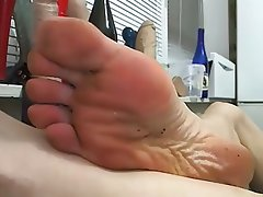 Dirty Mature Feet Part Amateur Foot Fetish Mature Pov